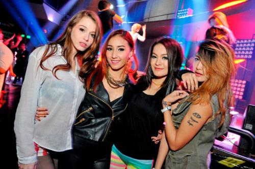 Night club girls #club girls#party#night club#disco