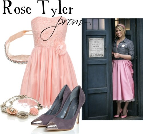 Rose Tyler for prom Buy it here!
