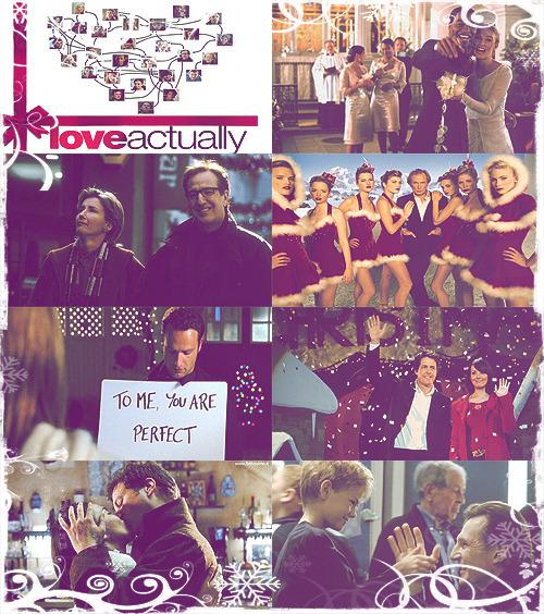 Favourite christmas movies Love Actually