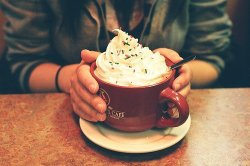 never-got-enough:  coffee break on We Heart It. http://weheartit.com/entry/51594135/via/anja_k