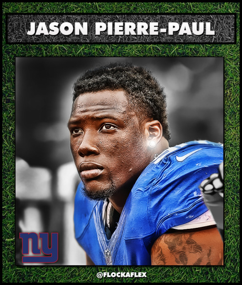 fvckswaggvrr:  Jason Pierre-Paul