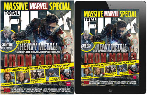 Total Film Magazine - Issue 206 - Massive Marvel Special!