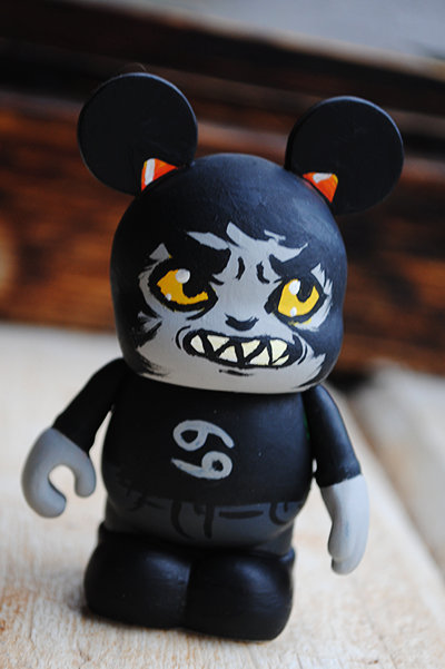 babestuck:  karkat's all done!! just gotta seal him and ill probably pop him up on ebay later