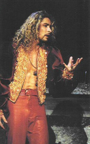 romeoetjuliettefans:  Tom Ross as Tybalt - Original French Production