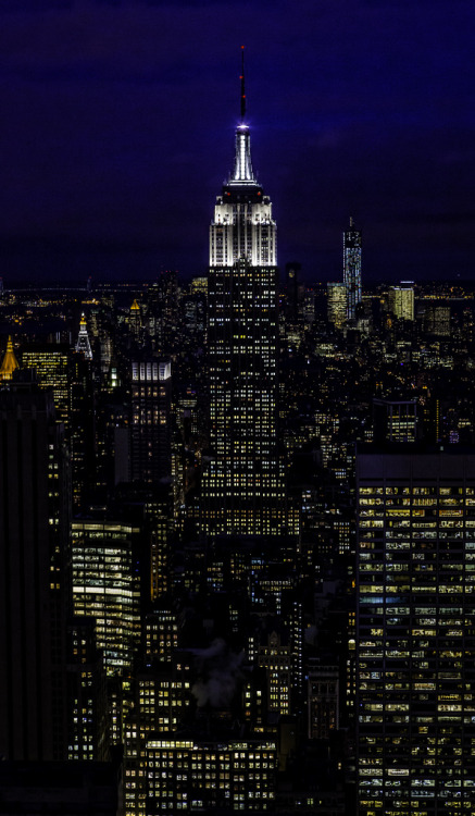 nuestranewyork:  Top-of-the-Rock 3 (by ron.diel)