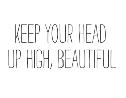 head up | Tumblr on We Heart It - http://weheartit.com/entry/61165578/via/sw33tascandy   Hearted from: http://fiftyshadees.tumblr.com/post/16594473457