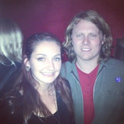 This is me . And TY SEGALL  . #rockon #happiness #tysegall  (at The Chapel)