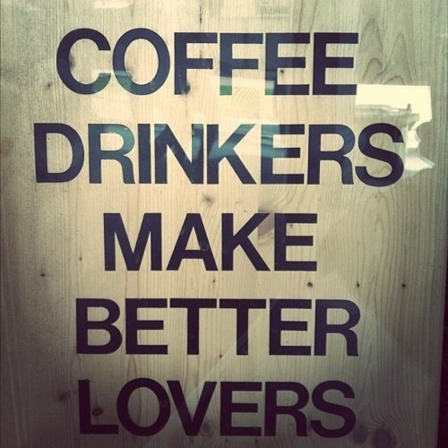 surfthrough-waves:  Another reason to love coffee.