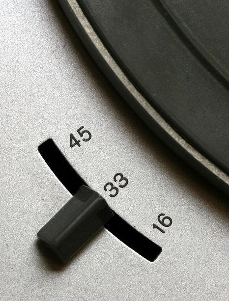 Do you remember? What's your preference? 16, 33 or 45 rpm?