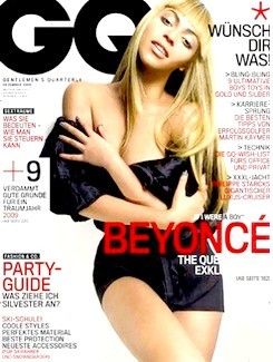 The new It Girl for GQ? What do you think ladies?