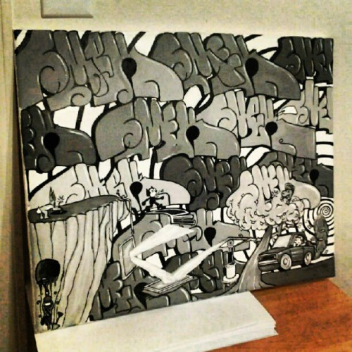Smek Canvas #smek #forsale #tmicrew #canvas