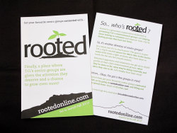 Rooted Online Art Direction / Website Design / Website Development / Branding Live site: http://rootedonline.com