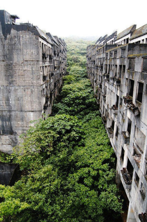 "Green revenge  ""30+ of the most beautiful abandoned places and modern ruins i've ever seen"""