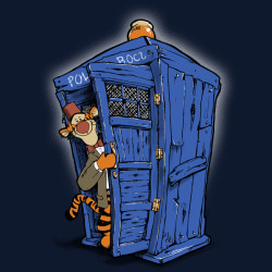 Can you imagine, the entire Hundred Acre Wood fits in this little box!