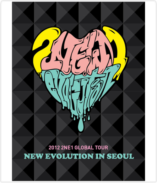 [130102] YGE (@ygent_official) [YG-eShop]2012 2NE1 Global Tour Live DVD + SBS Gayo Official Videos DISC 1. 01.내가 제일 잘 나가 02.FIRE 03.박수쳐 04.I DON'T CARE (REGGAE MIX) 05.DON'T STOP THE MUSIC 06.DON'T CRY & YOU AND I – BOM 07.날 따라 해봐요 08.PLEASE DON'T GO – CL & MINZY 09.PRETTY BOY 10.KISS – DARA 11.아파 12.LONELY 13.IN THE CLUB 14.STAY TOGETHER 15.I LOVE YOU 16.UGLY 17.LET'S GO PARTY 18.HATE YOU 19.GO AWAY 20.CAN'T NOBODY 21.I DON'T CARE 22.내가 제일 잘나가 (Encore) DISC 2. 01.MAKING FILM 02.MULTI ANGLE – GO AWAY New Evolution Seoul Japan Version DVD details HERE New Evolution Japan DVD details HERE. The DVD is also available for preorder on YESASIA here. Source: YGEshop