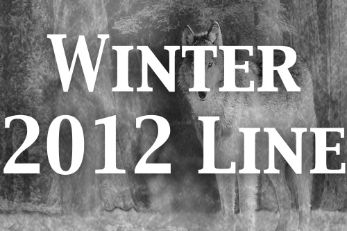 We have announced our Winter 2012 Line!  Check it out online!
