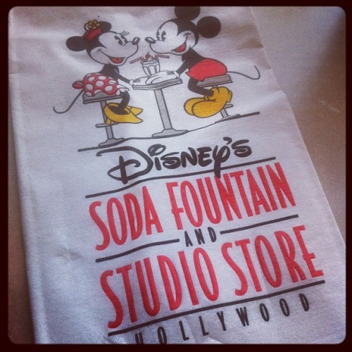 #disney #sodafountain #disneysodafountain