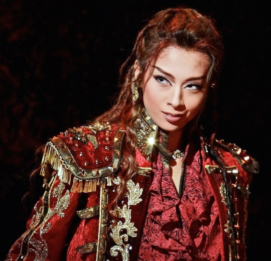 Asumi Rio as Tybalt | Romeo & Juliette (Takarazuka, 2012)