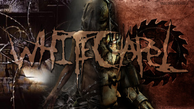 vaalbaraarchitect:  Whitechapel HD Wallpaper  Not my best work but i'm tired as hell.