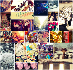 My 2012 in pictures.