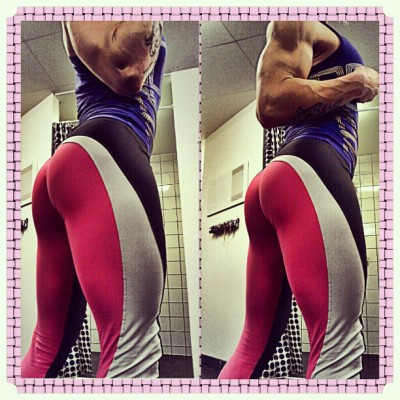 #Hamstrings and #glutemus done! by heidi_lady http://instagr.am/p/UtDhDpO0gp/