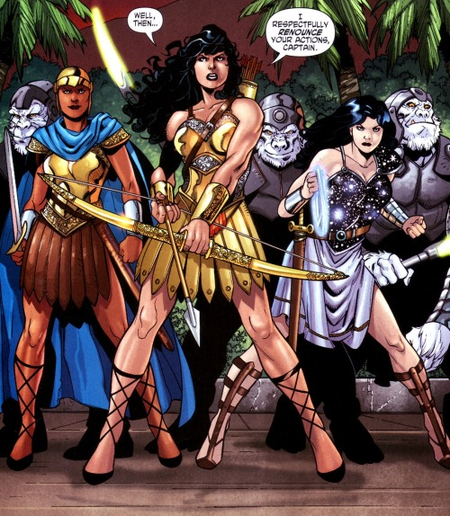 snapiphany:  Wonder Woman, Vol. 3, #39