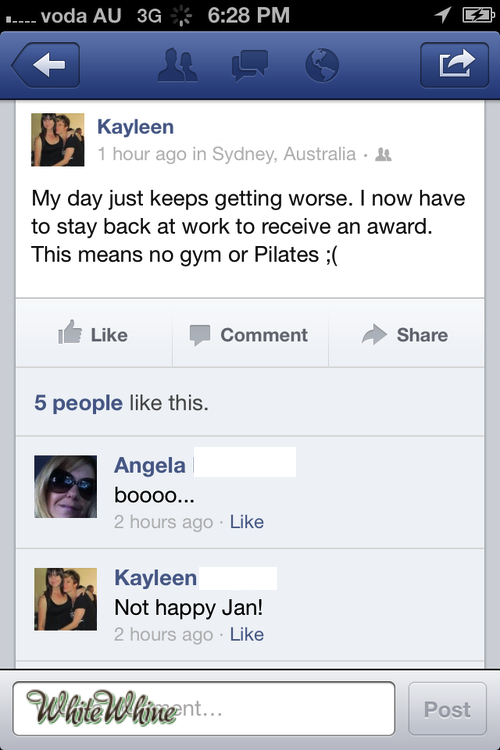 whitewhine:  I hate winning awards too