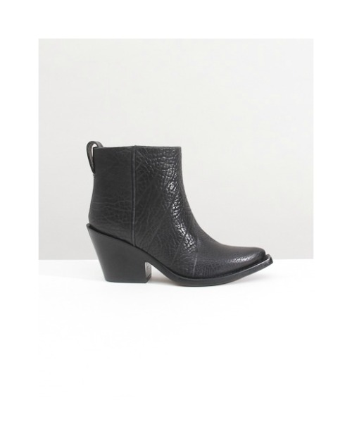 Acne Donna Boot- Black