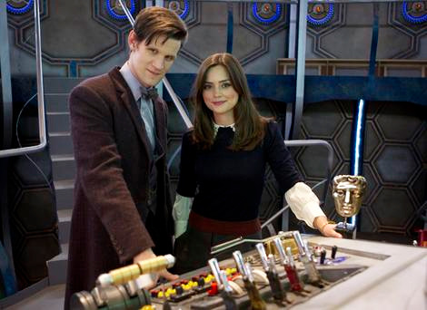 "bafta-television:  50 Years Of Doctor Who To Be Celebrated At The Arqiva British Academy Television Awards on 12 May Who fans, your time has come! On Sunday night, BAFTA will celebrate 50 years of Doctor Who with a celebratory video tribute featuring as part of the Television Awards ceremony. As well as this, Jenna-Louise Coleman will be presenting an award, and two Daleks will be out patrolling the red carpet beforehand.  On hearing about the Doctor Who celebration, Lead Writer Steven Moffat stated:  This is a massive and exciting year for Doctor Who, so I'm thrilled that BAFTA are including a special tribute to the show. So thrilled, in fact, we're sending the Doctor's best friend, Jenna Coleman, to present an award. We're also sending the Doctor's worst enemy, the Daleks, to exterminate lots of innocent people. Sorry, it's just what they do. Let us know if it's a Health and Safety issue.""  Make sure you watch the Arqiva British Academy Television Awards, Sunday 12 May 2013 