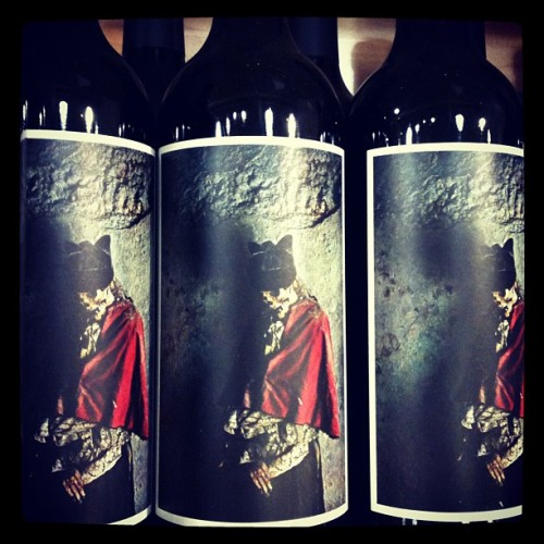 #wine #pirate found this interesting wine at whole food