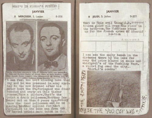 Pages from the Burroughs File.