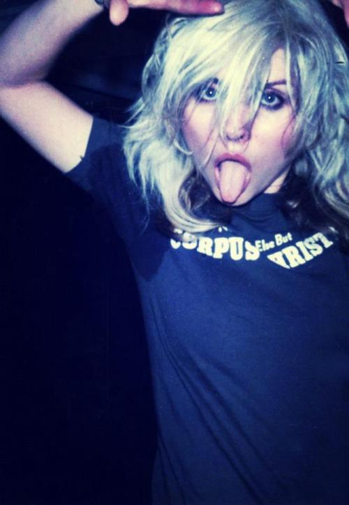 dirtyoldpanda:  Debbie Harry