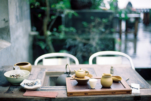 茶房卓 by ktakako25 on Flickr.