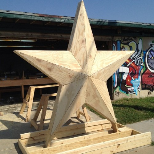 The Lone Star Chalkboard is getting there…  @renegadecraft #renegadecraftfair #renegadecraftaustin #Austin #chalkart #chalkboard