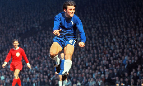 stamfordbridge:  Bobby Tambling - the man who scored 202 goals in 370 appearances for the club and whose record Frank Lampard is on the verge of breaking. Tambling is to Chelsea what Bobby Charlton is to Manchester United, Ian Rush to Liverpool, Dixie Dean to Everton, Thierry Henry to Arsenal and Jimmy Greaves to Tottenham. Soon Frank Lampard's name will forever be etched on that list.