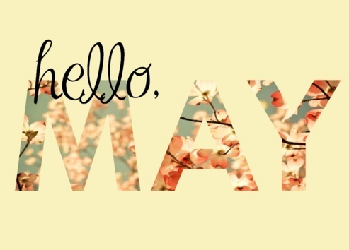 Oh Hey May…