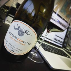 Here at Catavino HQ on #Friday afternoon we are trying to beat the cold rain outside with some yummy warm #Algarve wine in our inside. Marques dos Vales Grace Vineyard seems to be doing the trick. #wine #portugal #redwine http://ift.tt/1KKMdbd