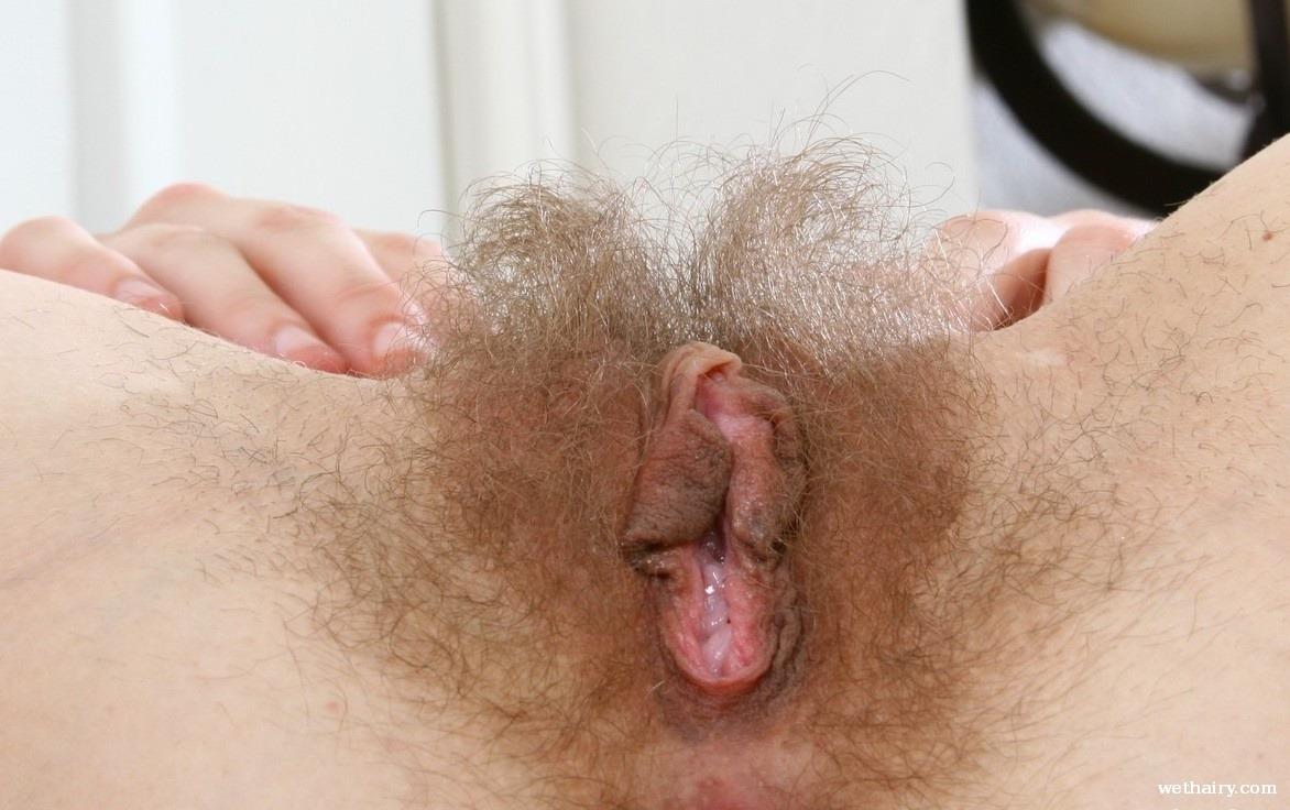 Hairy muff