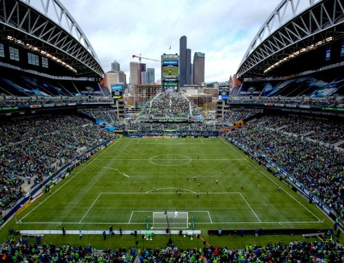 adidasfootball:  CenturyLink Field Stadium, home of Seattle Sounders FC  Photography: Otto Greule Jr/Getty
