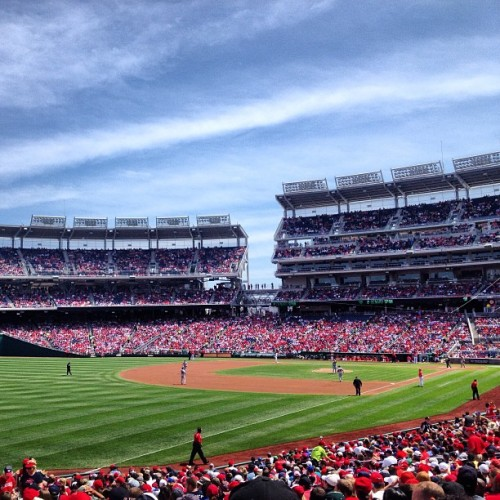 Nationals vs Braves (at Nationals Park)