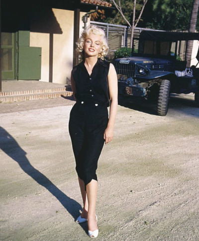 retrogirly:  Marilyn Monroe