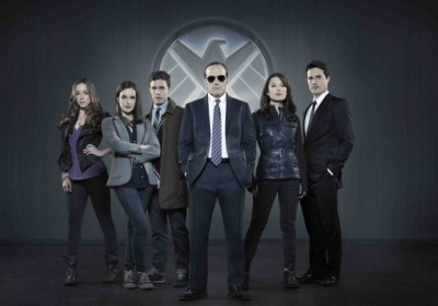 shield-tv:  FIRST OFFICIAL Agents of S.H.I.E.L.D. Cast Photo! More news at http://shieldtv.net/its-official-really-abc-announces-s-h-i-e-l-d-pickup/