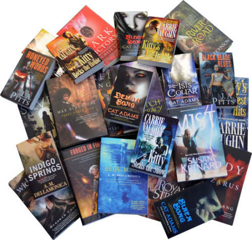 torbooks:  (via Ultimate Urban Fantasy Sweepstakes | Tor/Forge's Blog)  DO THIS.  I've read the Cat Adams series, Carrie Vaughn's series, and I already own Max Gladstone's book.  I'm passing on this one in the hopes that one of you guys win it and then read the Kitty series and love it because it is amazing and then you talk to me about it.