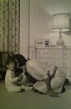 mrs-kennedy-and-me:  Jackie and John Jr.  Winter of 1962