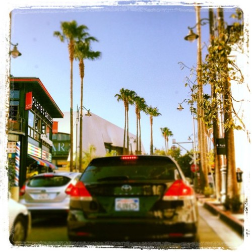 #grove #west #hollywood #weekend #cars #travel #holiday #sunny #day #spring #summer #2013 #may (at The Grove)