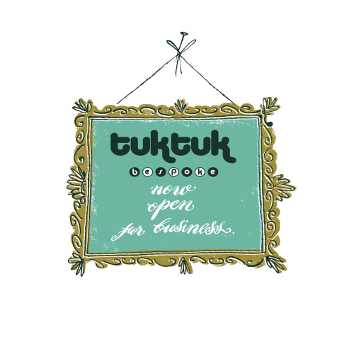tuktuk Bespoke | Now open for business