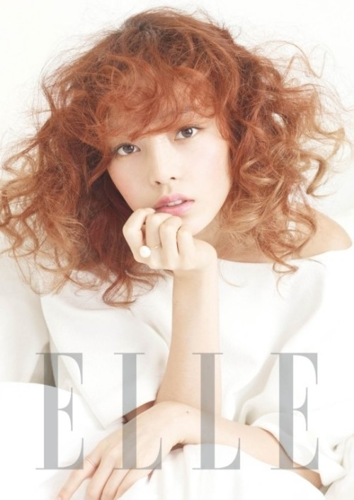 KARA: Hara - Elle Magazine Photos (2)