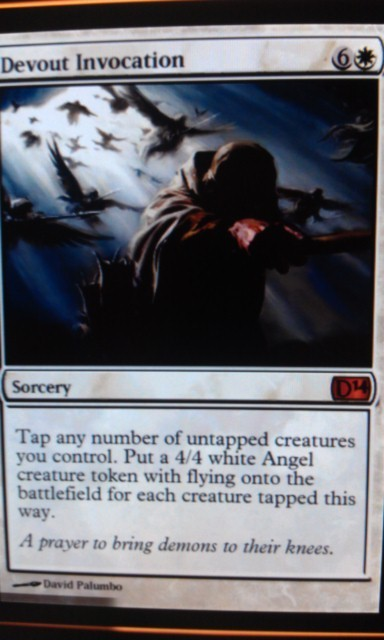 I like this…  Found on MTGSalvation here:http://m-tg.co/2ypqy