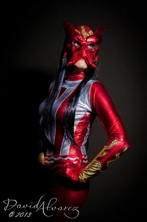 comicbookcosplay:  Sunpyre (X-men)DA http://darth-kaoru.deviantart.com/FB https://www.facebook.com/darthkaorucosplay Submitted by darthkaoru  This is when I get excited about cosplay. I mean, I love that people feel so connected to Harley Quinn, Poison Ivy, Black Widow, etc. But when a talented cosplayer goes and crafts a great costume of a character we rarely see, THAT is exciting cosplay for me.