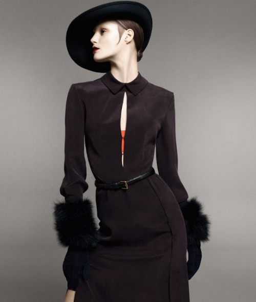 From The Sportmax A/W '11 Campaign